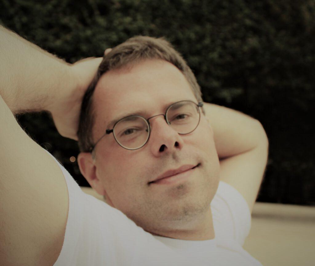 Autorenporträt: Stefan Böhm in Paris