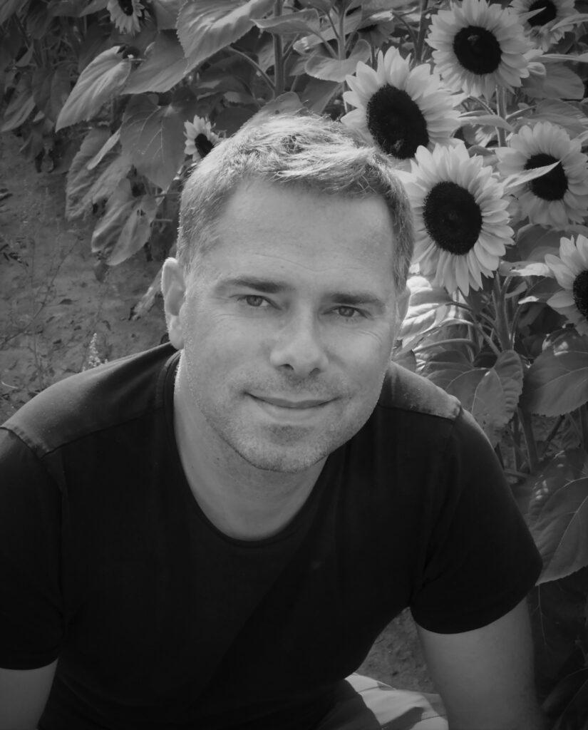 Autor Stefan Böhm im Porträt